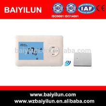 digital floor heating wireless thermostat