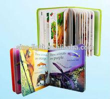 Special plastic book cover