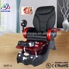 Pedicure spa chair remote control/hydraulic facial bed spa table tattoo salon chair/nail salon foot spa pedicure KM-S137-5