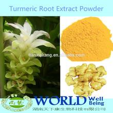 High Quality 95% Curcumin Powder Turmeric Root Extract/Curcumin Extract Powder