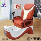 Pedicure spa chair motor/electric spa massage chair/spa pedi chairs KM-S135-12
