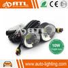 2014 factory direct price DRL,daytime running 10w 12v eagle eye lights led (drl)