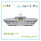 CE high lumen ip65 150w die-casting aluminum housing rechargeable led flood light