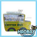 Lindo estilo bus de gato corrugado cartón scratchers
