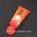 Tubo de plástico contenedor para la medicina, tubo de plástico para el embalaje de queso escaldador