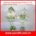 Natal brinquedo de pelúcia zy13l261-1-2 35cm melhor vender presentes de natal 2014
