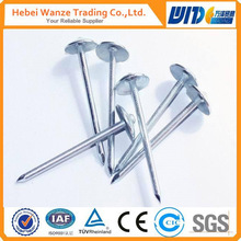 twisted shank roofing nails/copper coil roofing nails/Q195 low carbon steel wire