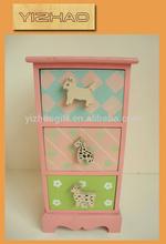 Children toys storage box,pine wood blanket box storage box