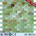 Hs-m3314 natural revestimento da parede exterior esmeralda pedra alexandrita
