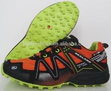 2014 power sports running shoes men footwear salomon shoe