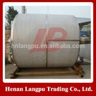 Stainless steel tanks for milk transport