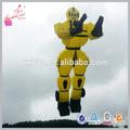 Weifang Kaixuan nuevo diseño 11 x 4 m abejorro cometa inflable