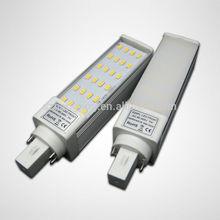 high quality Samsung 5630 9w led bulbs e27/g24/g23 plc