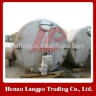Stainless steel milk transport tank truck
