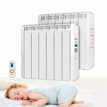 Home central heating electric aluminum radiators 1800W