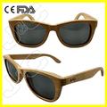 2014italia ce disegno legno occhiali da sole e occhiali con lenti polarizzate