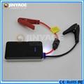multifunción de bolsillo saltar arranque portátil 12v de polímero de litio de la batería