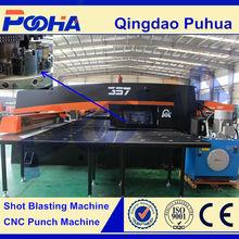 CNC hydraulic turret punching machine hand press