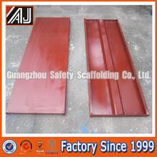 African Strong Ribbed Waterproof Steel Shutter Boards (Guangzhou)