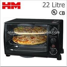 """Home utilizzati 22 litro forno per pizze elettrico, 12"""" pizza, 6- Fetta brindisi"""