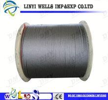 Wells High Tensile scrap wire rope