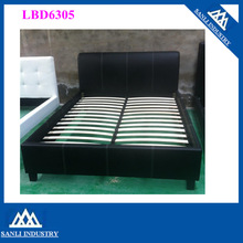 Cheap Chinese Furture,Bedroom Furniture, PU bed LBD6305