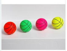 2014 colored Children Rubber Mini Basketball