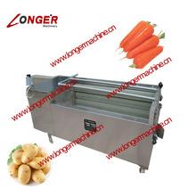Kiwi Cleaning and Peeling Machine | Carrot Washing and Peeling Machine