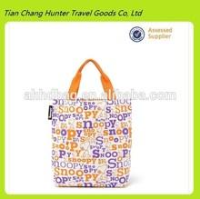 PP laminated Pattern shopping bag, tote bag