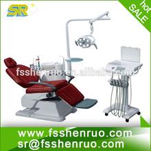 High Quality Sensor LED Light Luxury Dental Chair Unit