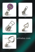 Bags parts decorative zipper pulls, fancy zip pullers