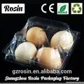 Disposible plástico da bandeja do ovo/claro disposible plástico da bandeja do ovo/transparente bandeja do ovo