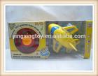2 channel light and music R/C plane radio control plane remote control plane toy