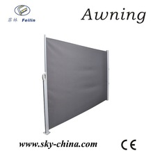 100% UV protected manual retractable awning price