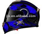 2014 full face dual visor casco moto JX-FF005