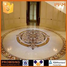 PFM Chinese popular luxury onsale meddalion lava stone mosaic for hotel&villa project design