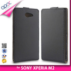 FLIP COVER FOR SONY XPERIA M2 S50H - HIGH QUALITY BEST SELLING KOREAN SYLE MOBILE CELL PHONE ACCESSORIES