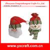 Christmas decoration ZY11S239-1-2 4'' christmas snowmen