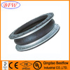 din standard neoprene flexible rubber expansion joints flange type