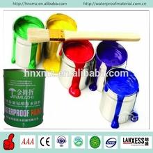 One component water based polyurethane bituminous waterproof coating