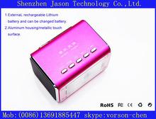 attachable portable mini mobile phone laptop internal speakers