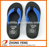 blue fin flip flops/navy blue flip flops/blue flip flops