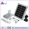 2014 newest Portable solar home lighting system with phone charger made in China