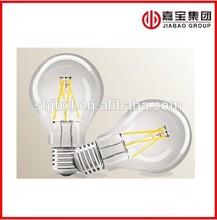 LED A60 E27 6W 3000K Globe LED Filament bulb