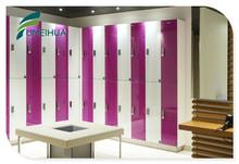 waterproof HPL dressing room locker/cabinet