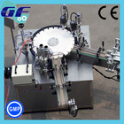 Automatic electronic cigarette liquid filling &capping machine