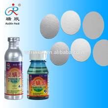 PP/PE/PET agricultural chemical resistance cap seal liner