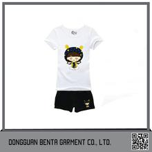 High Quality Rubber Print On T-Shirt