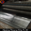 corrugated steel sheet container