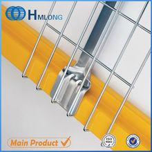 Galvanized welded storage metal wire mesh deck railing